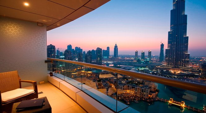 Location à Dubai