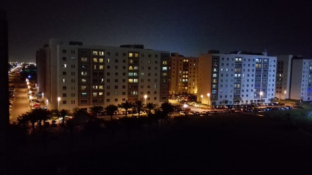 Le quartier de Al Quoz