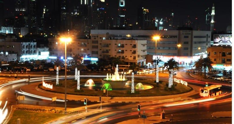 Le quartier de Al Satwa