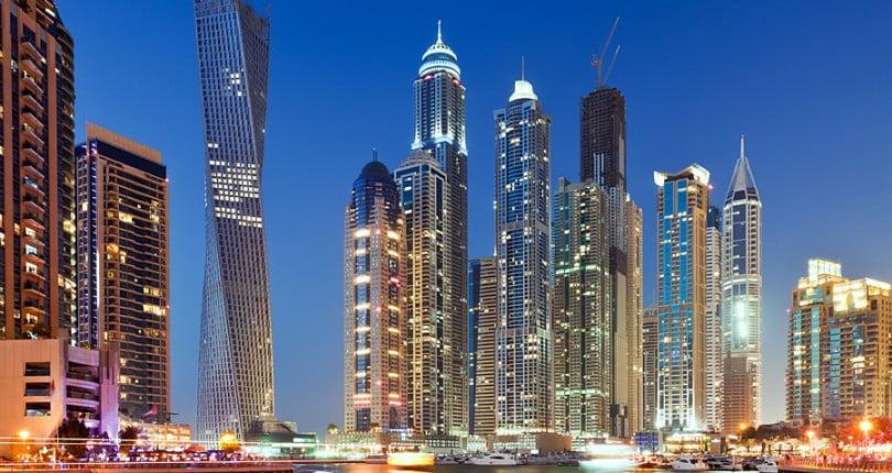 Le Quartier de Dubaï Marina