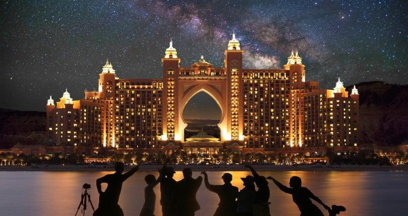 Pourquoi Ne Pas Passer des Vacances d'Hiver au Soleil en Famille à Dubaï?