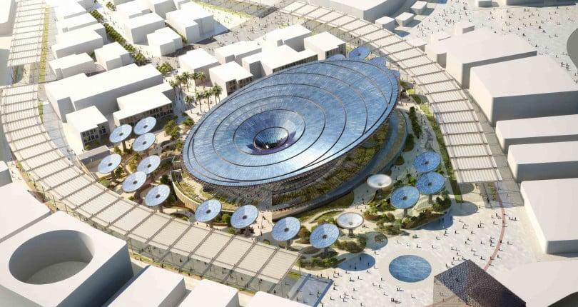 Expo 2020 Dubaï: 67 Millions d'Euros Dédiés à l'Aménagement Paysager