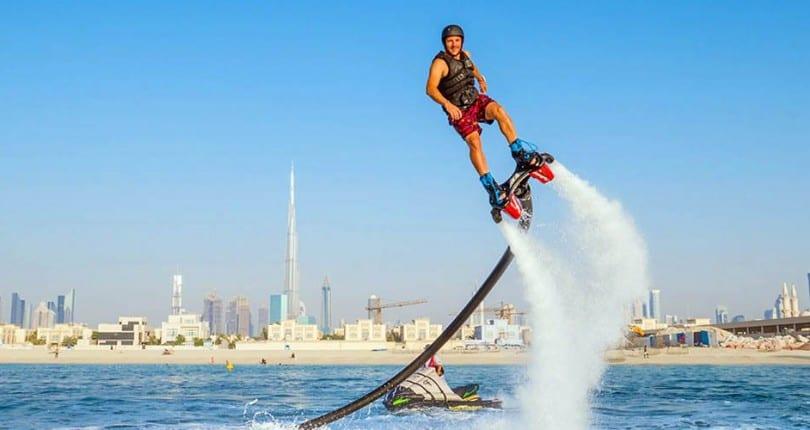 7 Activités Extrêmes Que Vous Devez Vivre A Dubaï