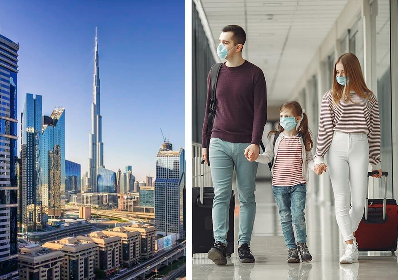 COVID-19 – Les Conditions d'Entrée à Dubaï