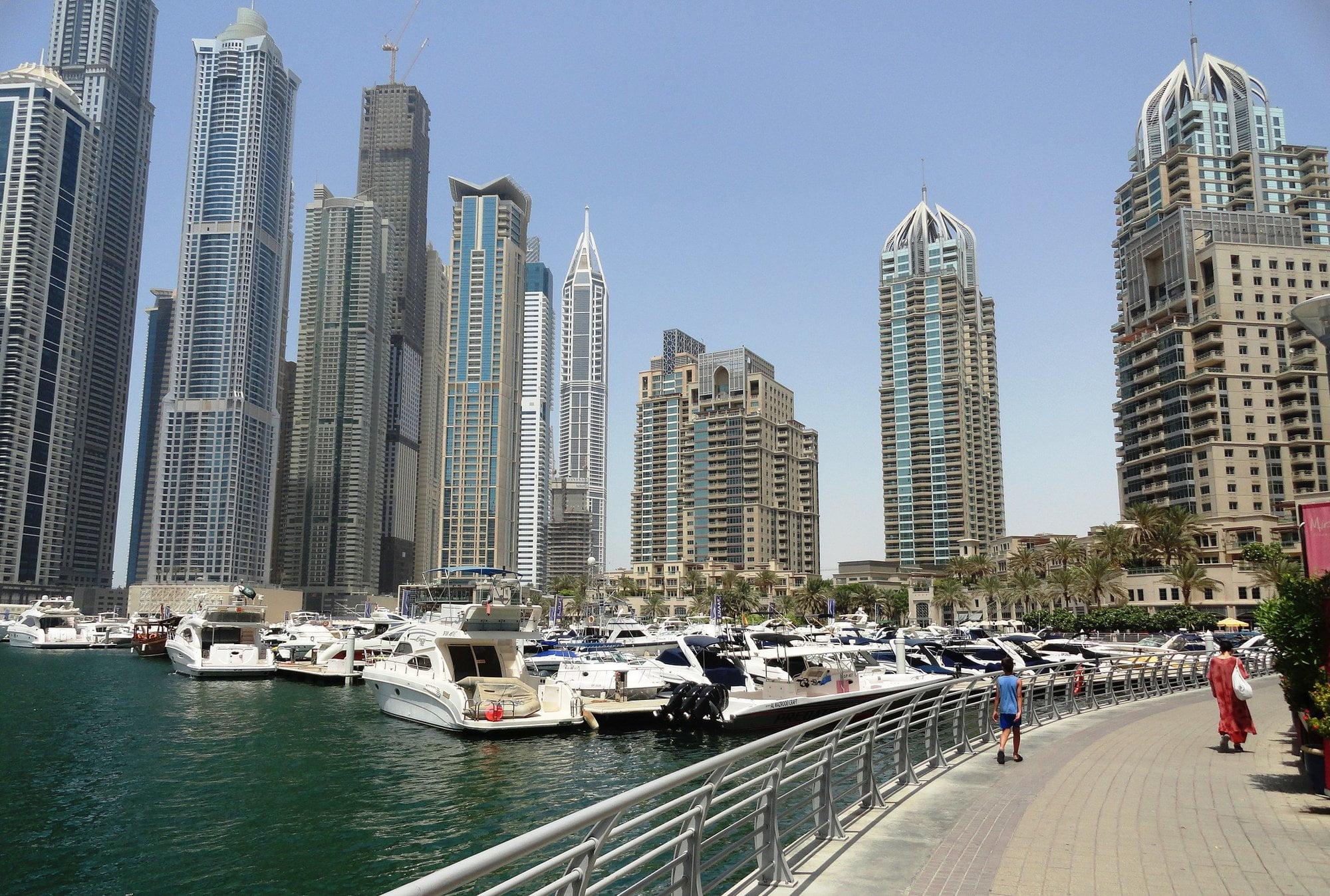 Vivre à Dubaï Marina : Les avantages ainsi que les éléments à prendre en compte