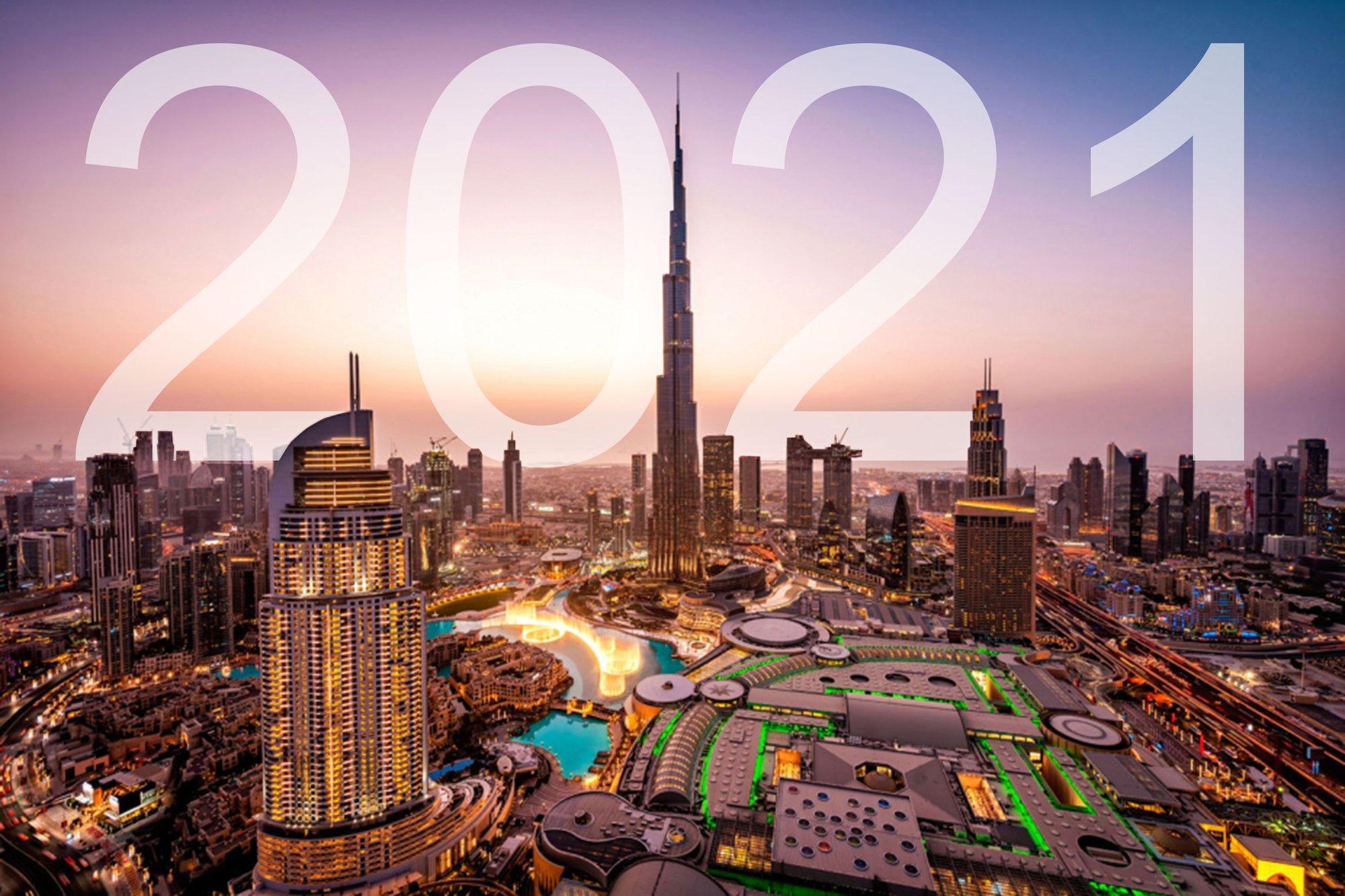 Les Perspectives du Marché Immobilier de Dubaï en 2021
