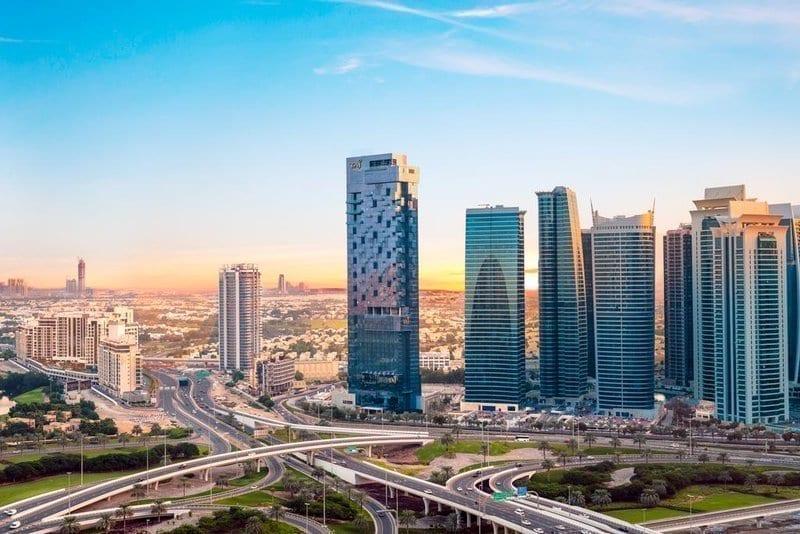 JLT Dubaï