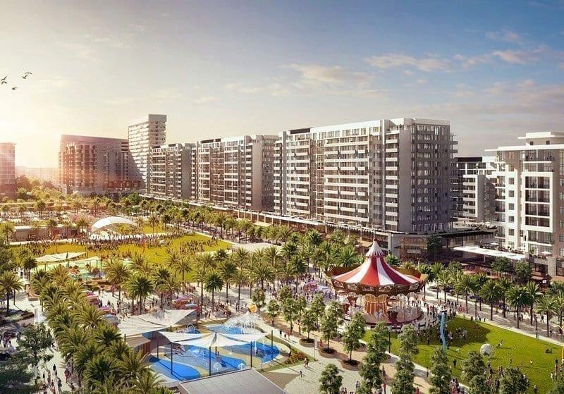 investir à Dubaï en 2021 : Town Square