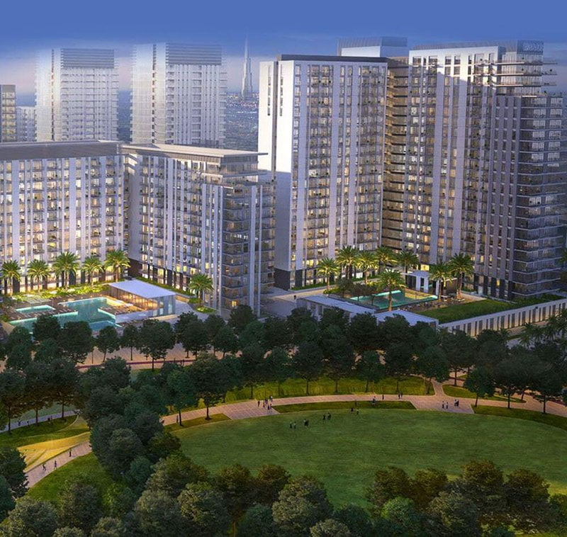Green Square - Dubaï Hills Estate