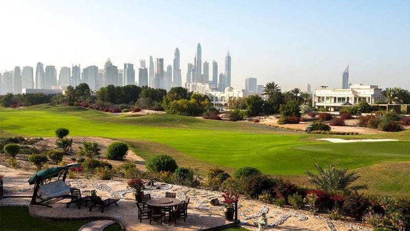 Émirates Living : Emirates Hills