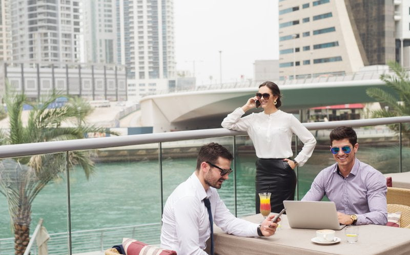 Dubai Marina : un des quartiers pour les jeunes expatriés ambitieux à Dubaï