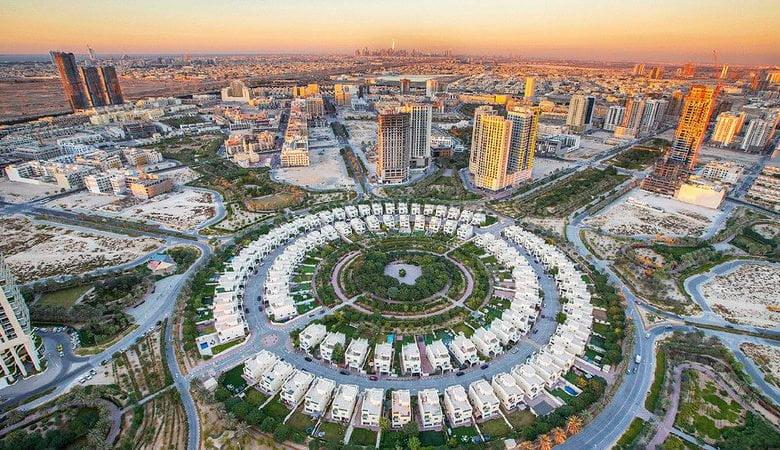 Jumeirah Village Circle : top 5 des communautés de villas à Dubaï
