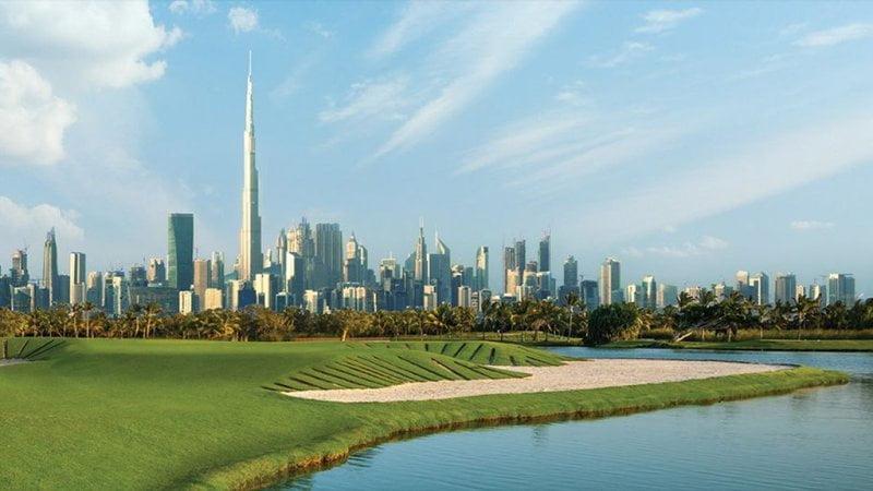 Dubai Hills Estate, communautés de villas