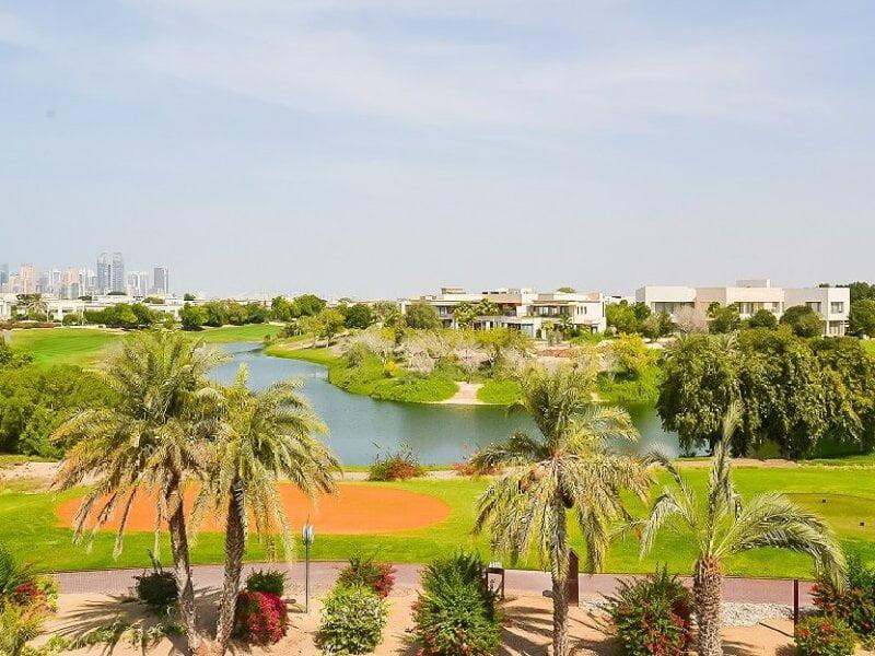 Emirates Hills, top 5 des communautés de villas de luxe à Dubaï